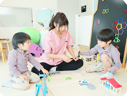 保育士による託児サービス 01