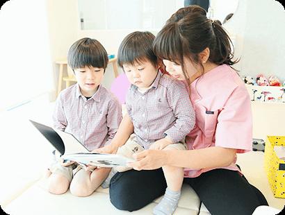 保育士による託児サービス 02